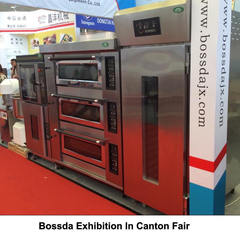 baking machine exhibition show