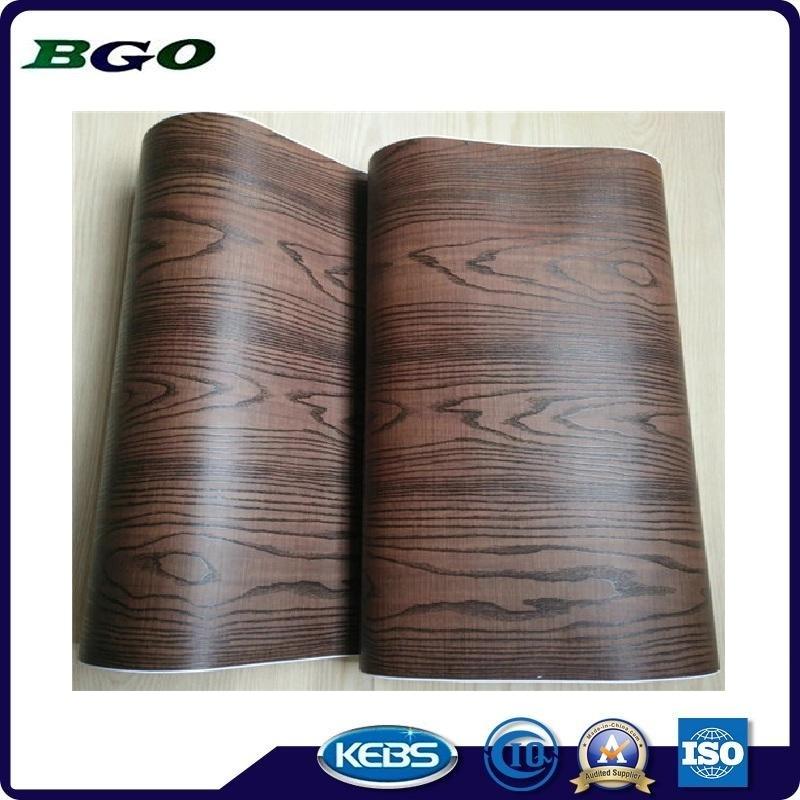 Woodgrain Foil PVC Vinyl Decorative Foil