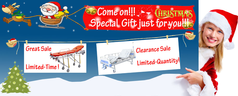 Limited Quantity Clearance Sales Manual Bed & Electric Bed!!!