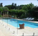 High Quality Frameless Tempered Pool Glass Railings