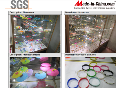 SGS sertification of yibao products
