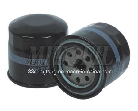 Oil Filter for Suzuki (OEM NO.: 16510-61A01)