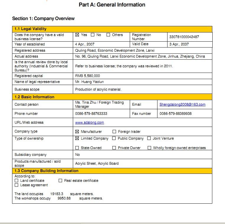 company review