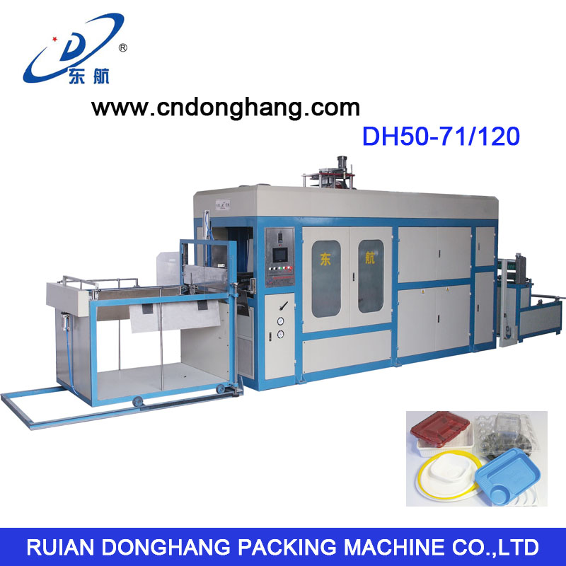 Automatic Plastic Cup Making Equipment /Plastic Bowl Making Machine