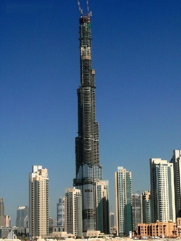 Dubai Khalifa Tower