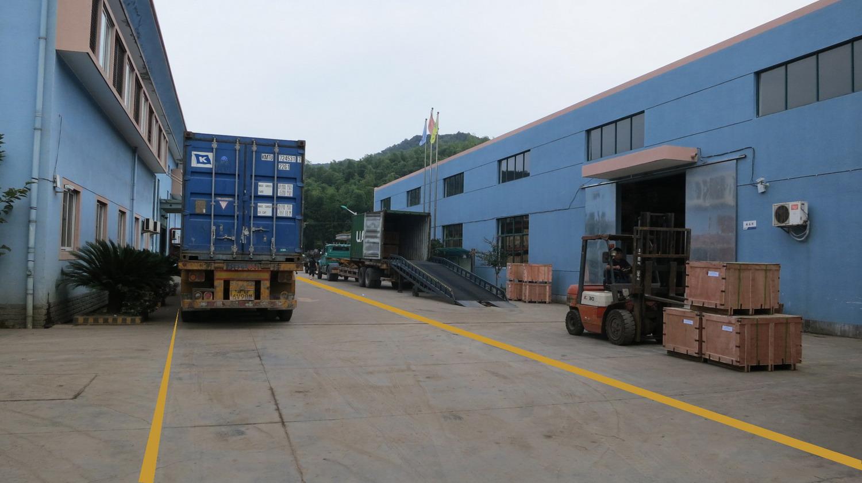 Shipment Area