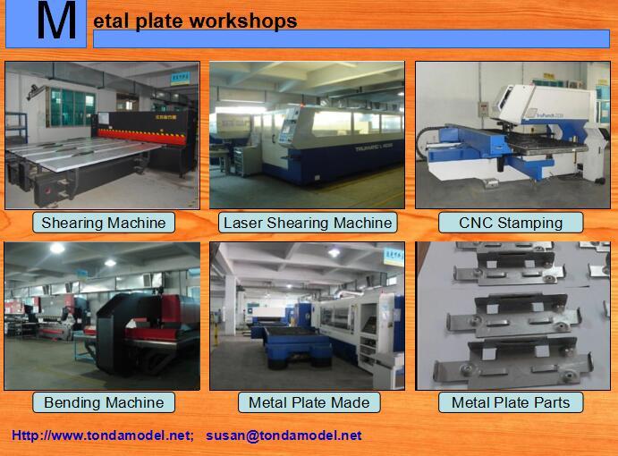metal sheet machining