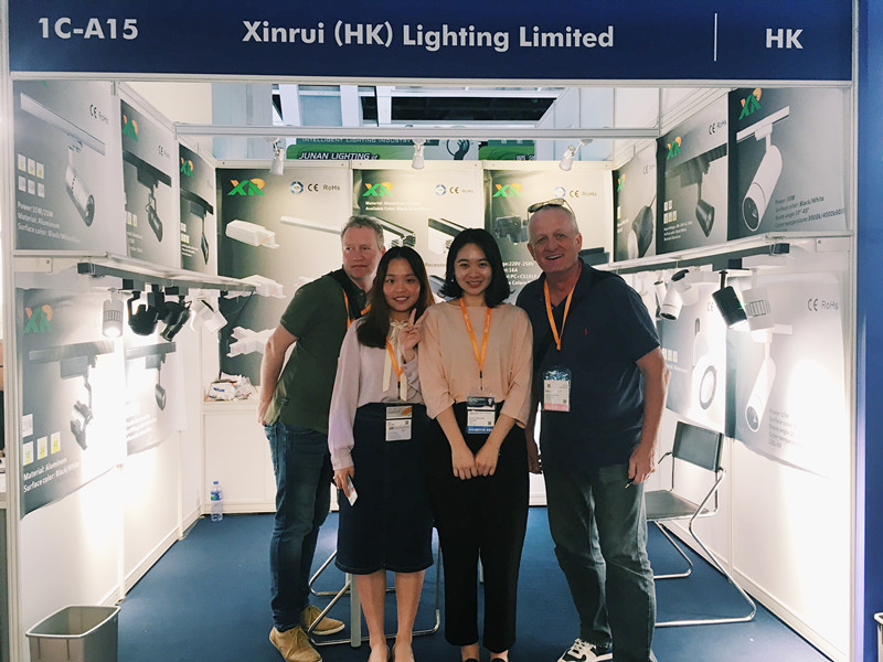 2017 Spring Lighting fair in HongKong