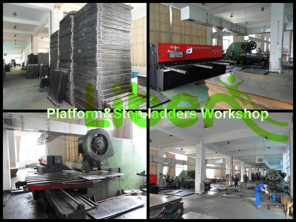 Decks&Step-Ladders Workshop