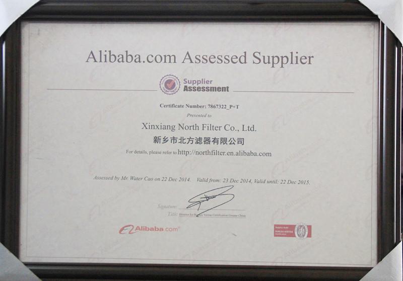 Alibaba.com Assess Supplier