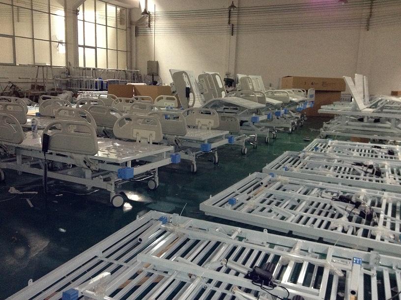 electric beds workshop