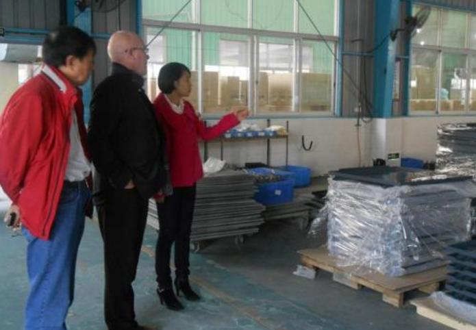 USA client visited workshops