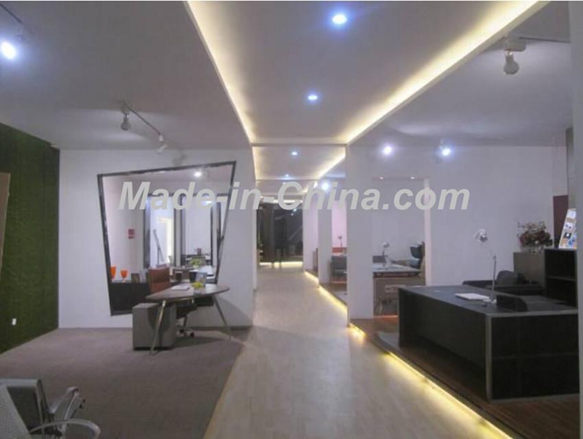 modern showroom