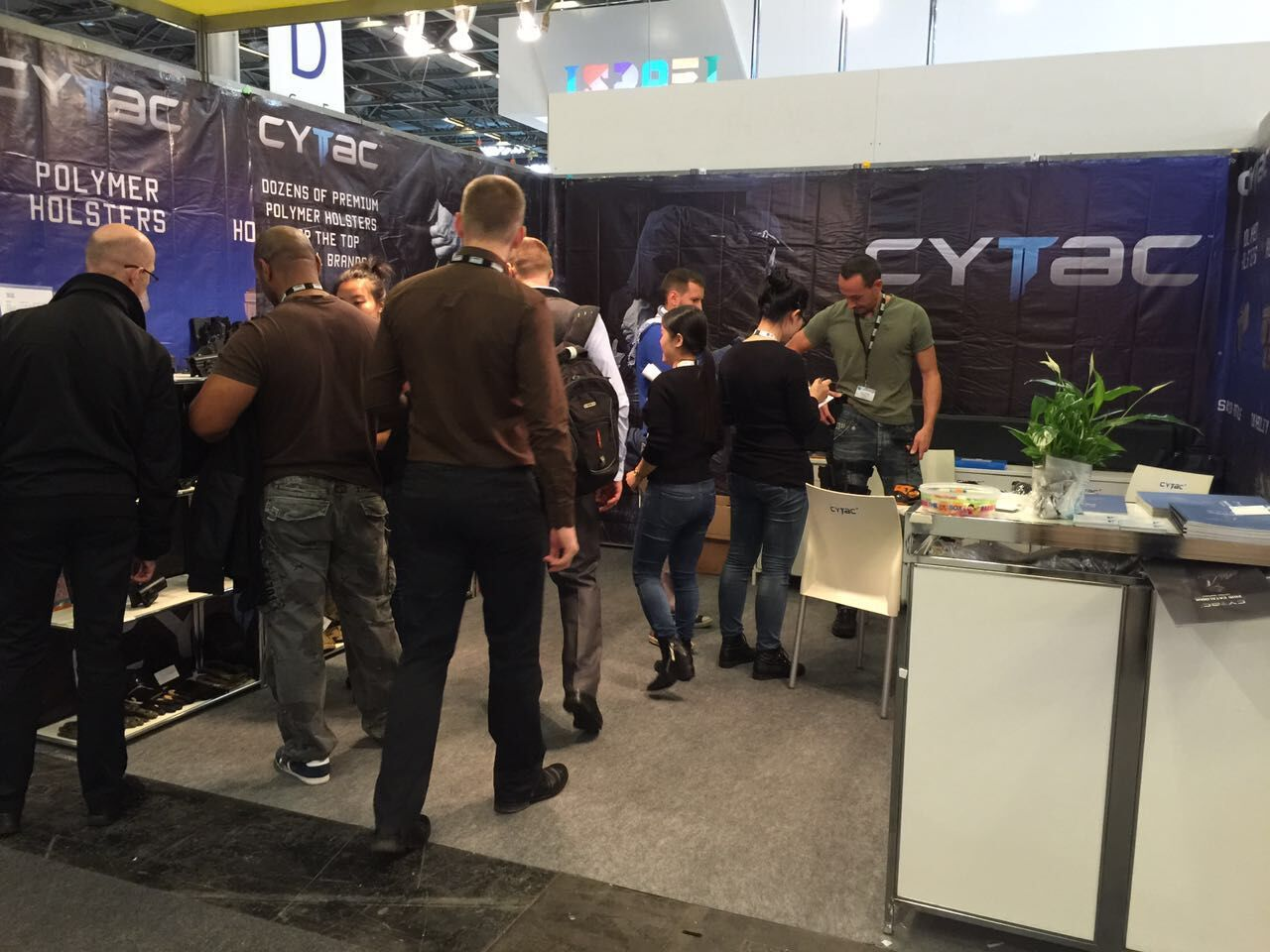 Cytac in Milipol Paris 2015