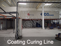 Coating Curing Line