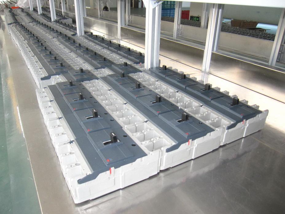 MCCB in factory