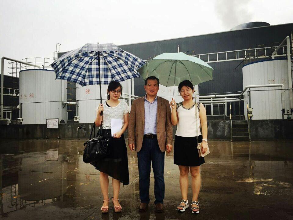 Korea Customer Visiting