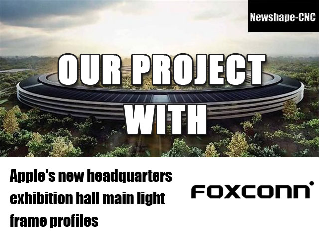 apple new headquarters exihbitions