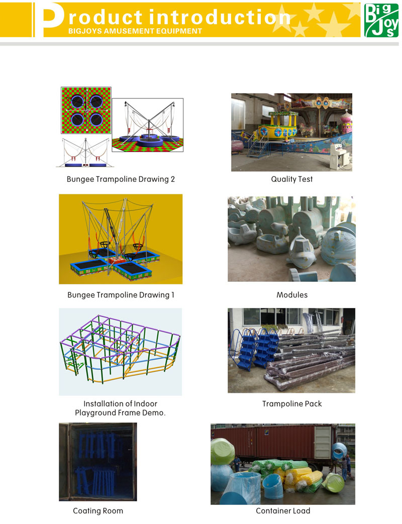 Mechanical Amusement Rides Design