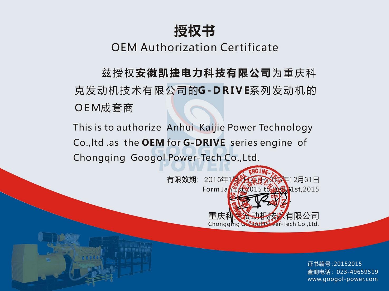 USA Brand Googol Diesel Engine OEM