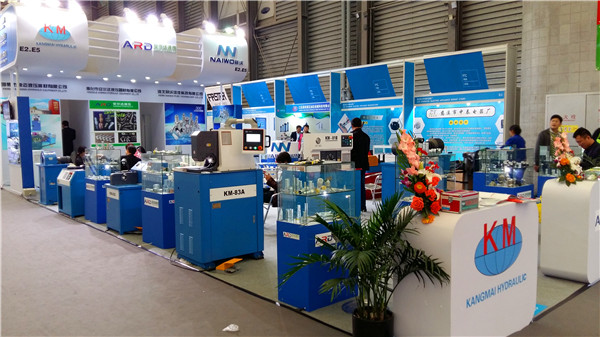 2015 PTC fair kangmai hydraulic