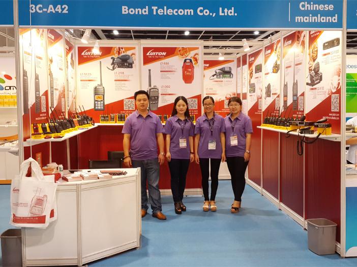 HongKong Electronics Fair on October 13-16, 2014