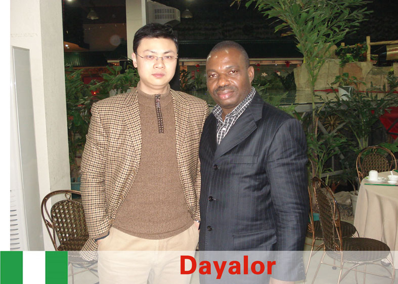 Dayalor fron Nigeria