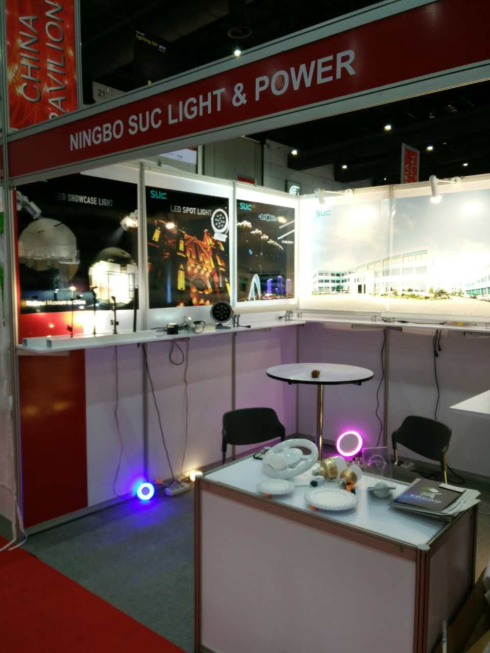 Thailand Lighting Fair 2016