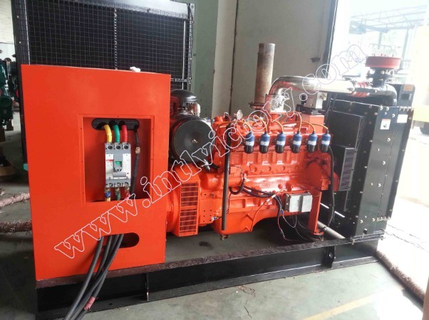 Gas Genset Pic-1