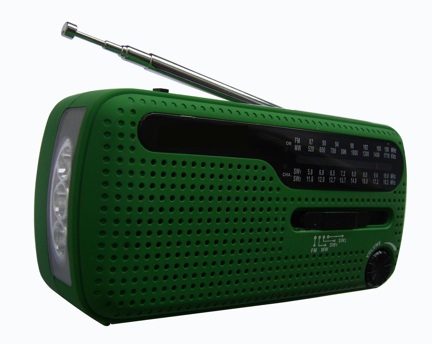 Solar Dynamo Radio