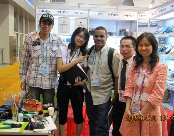 105th canton fair(booth11.3,F01)