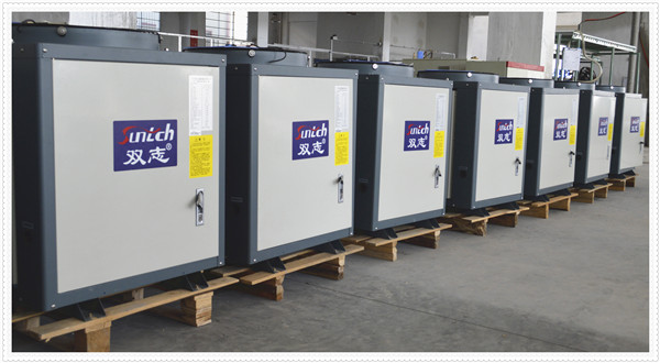 Commercial Heat Pump Line