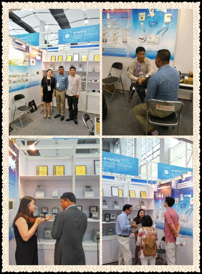 Radarking Attended the 119th Spring Canton Fair/Booth No: 11.3J22