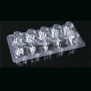 Disposable Plastic Egg Tray Sample
