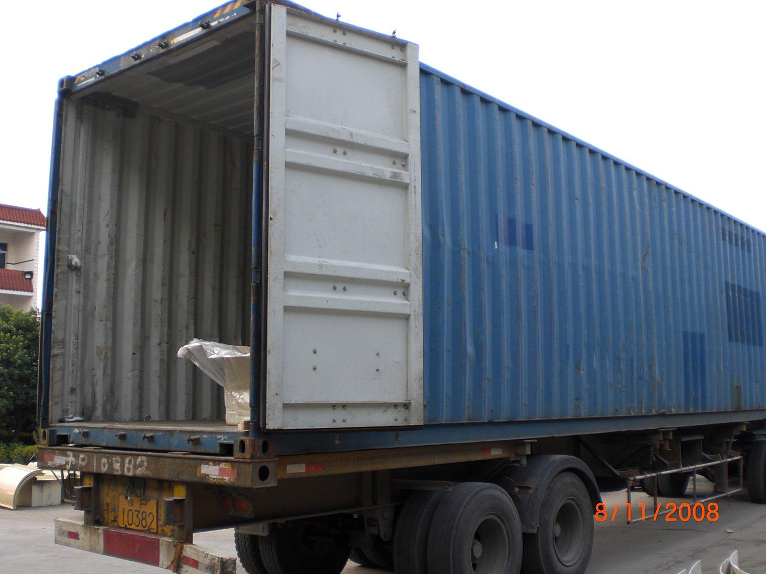 Shipments 0H