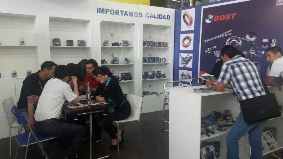 company exhibition show