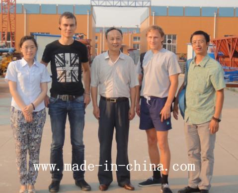 Customer Visit from Kyrgyzstan