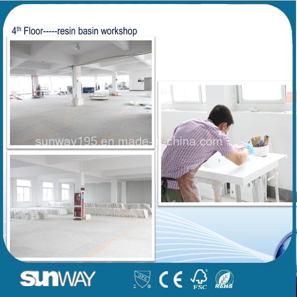 resin basin workshop