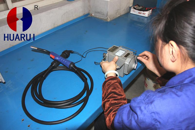welding torch test