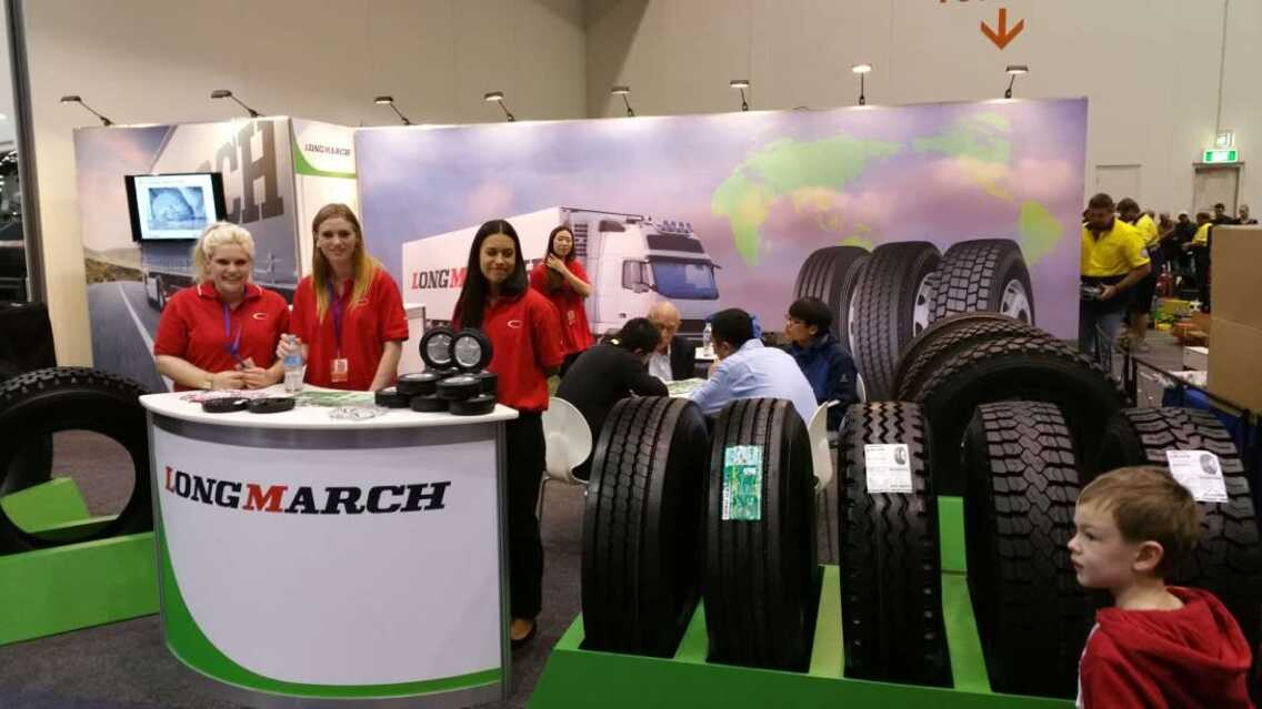 2015 Tyre Exhibition in Australia