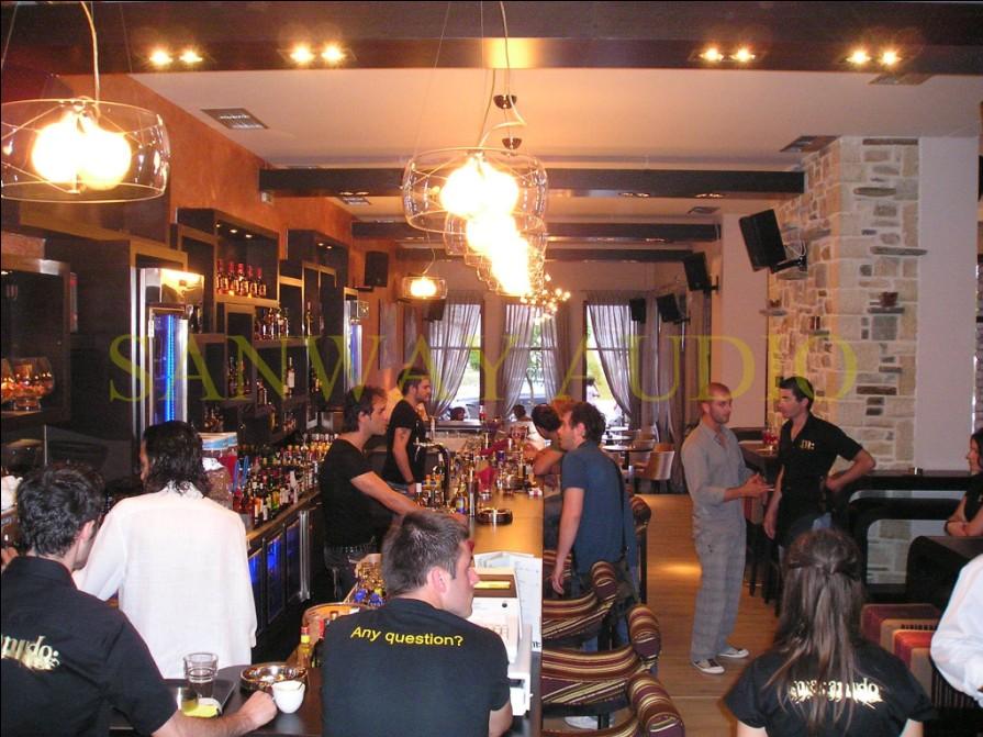 Greece Bar Project