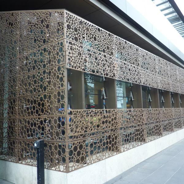Building Decoratiion Facade Panel