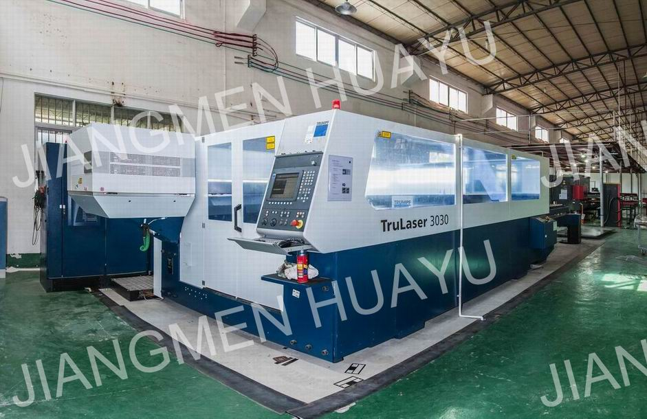 Germany TRUMPF laser cutting machine