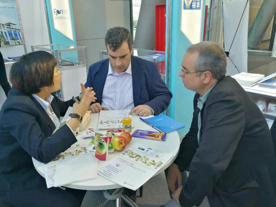 HUNAN YUFENG FASTENERS CO.,LTD took part in Fastener Fair Stuttgart 2017