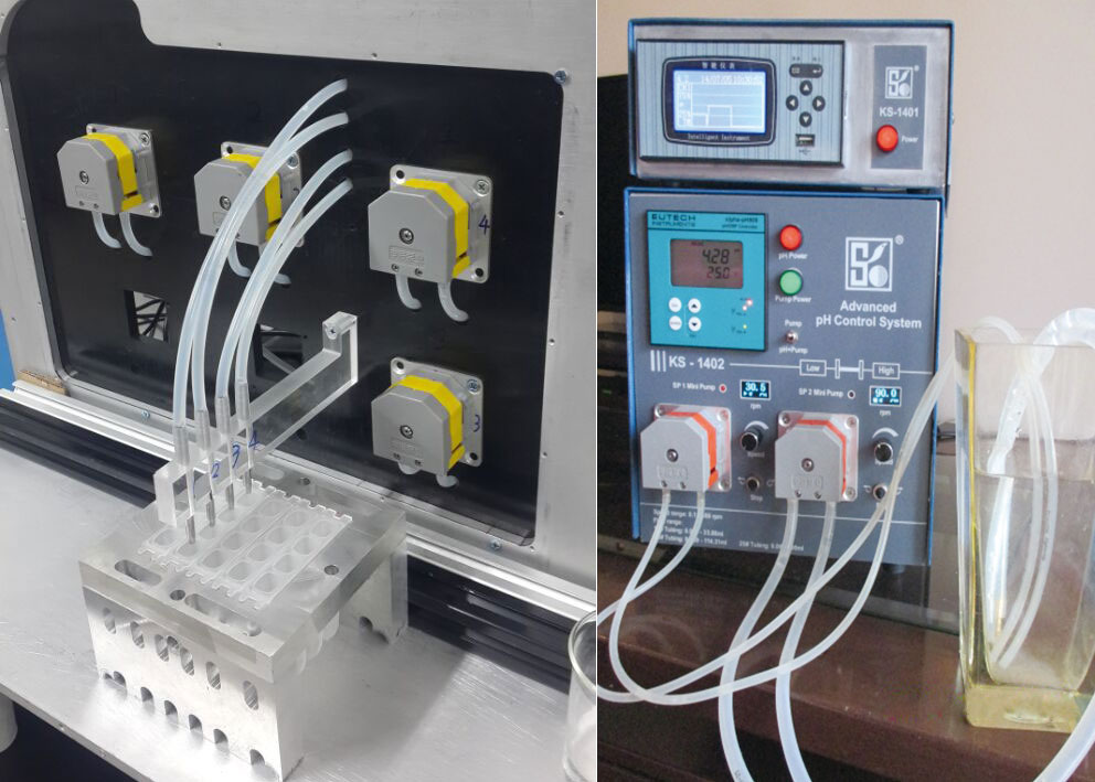 Analytical Instrument Application