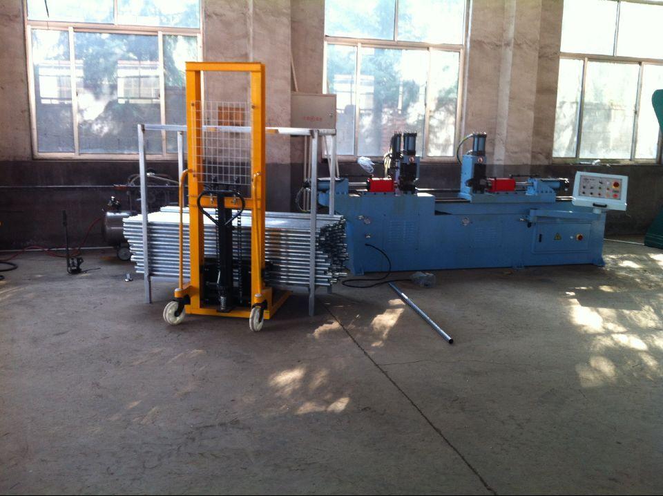 Trampoline Machine