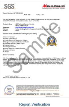 Shandong Liaocheng Hengyuan Steel Co.,Ltd SGS certification