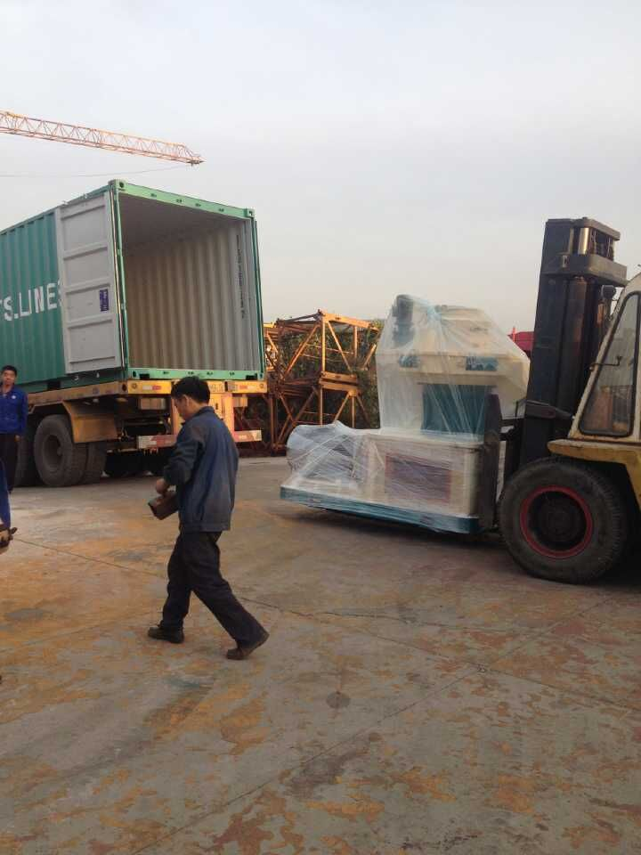 Chile container dispatching