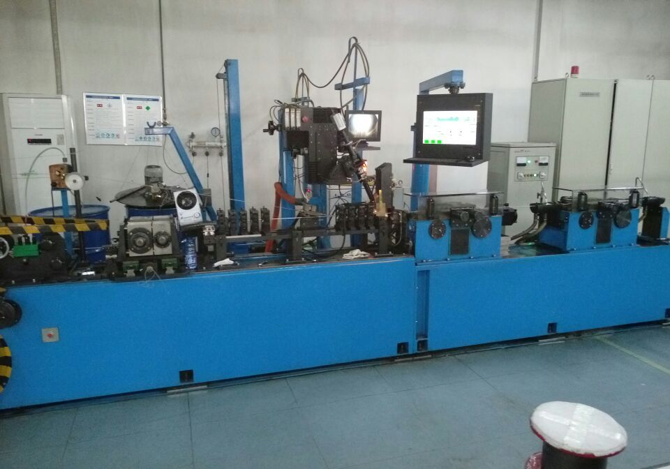 Stainless Steel Tube Optical Unit Production Line Part1