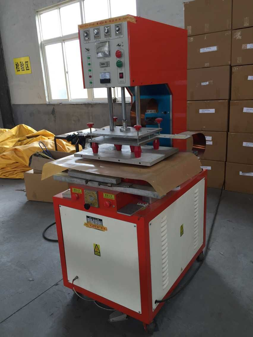 High frequency hot air welding machine--2